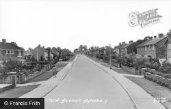 Aylesbury, Northumberland Avenue c.1965