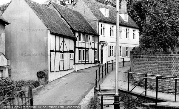 Photo of Aylesbury, Parson's Fee c.1965