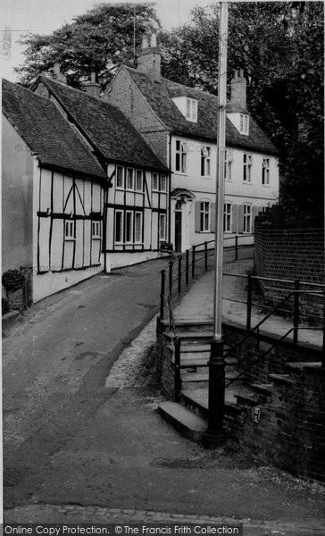 Photo of Aylesbury, Parsons Fee c.1965
