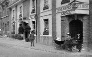 Aylesbury, Perambulators 1921