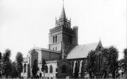 Aylesbury, St Mary's Parish Church 1897