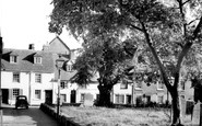 Aylesbury, St Mary's Square c.1965