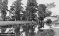 Aylesbury, the Canal 1897