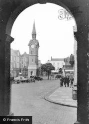 Aylesbury, The Clock Tower c.1950
