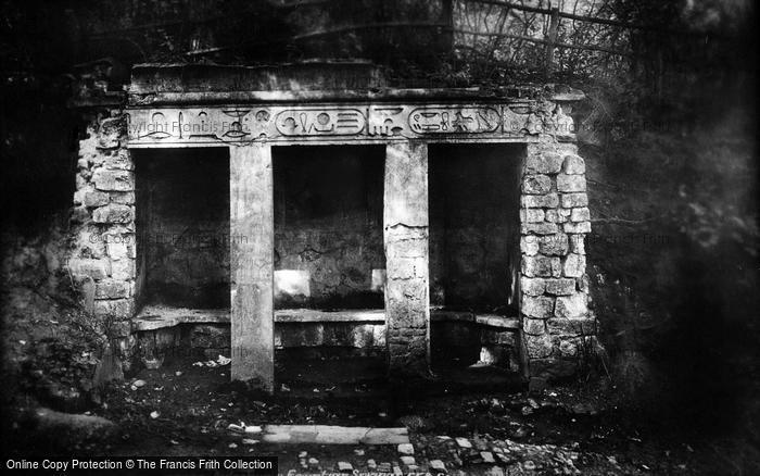 Photo of Aylesbury, The Egyptian Well, Hartwell 1901