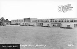 Aylesbury, The Grange School c.1965