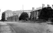Aylesbury, The Hazell, Watson And Viney Printing Works 1897