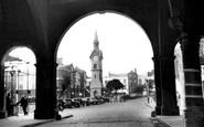 Aylesbury, The Market Place c.1950