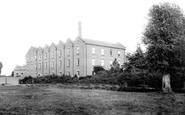 Aylesbury, The Milk Factory 1897