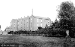 Aylesbury, The Milk Factory 1897