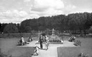 Aylesbury, The Vale Park c.1950