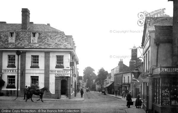 Photo of Aylesbury, Walton Street 1921