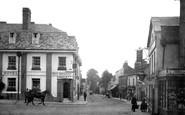 Aylesbury, Walton Street 1921