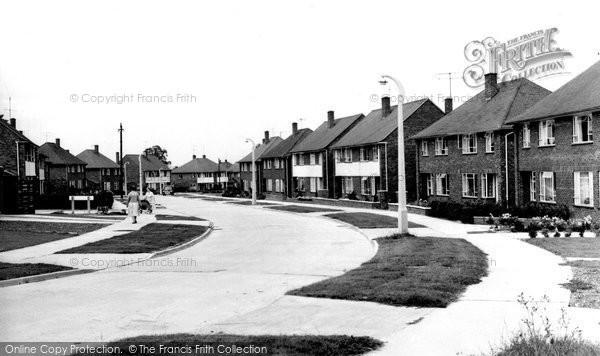 Photo of Aylesbury, Westmorland Avenue c.1965