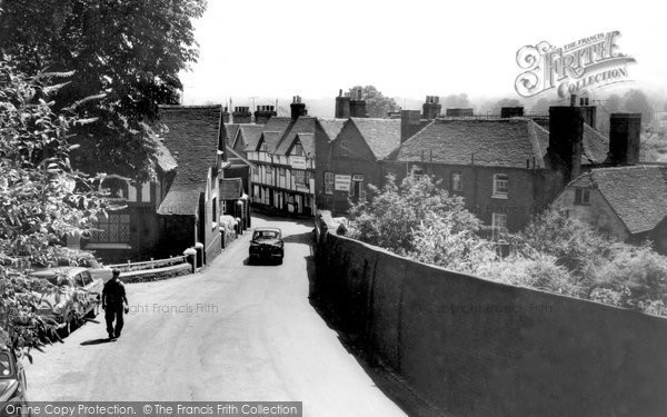Photo of Aylesford, Cage Hill c.1960