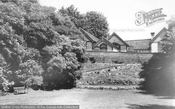 Photo of Aylesford, Coronation Gardens c.1960