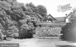 Aylesford, Coronation Gardens c.1960
