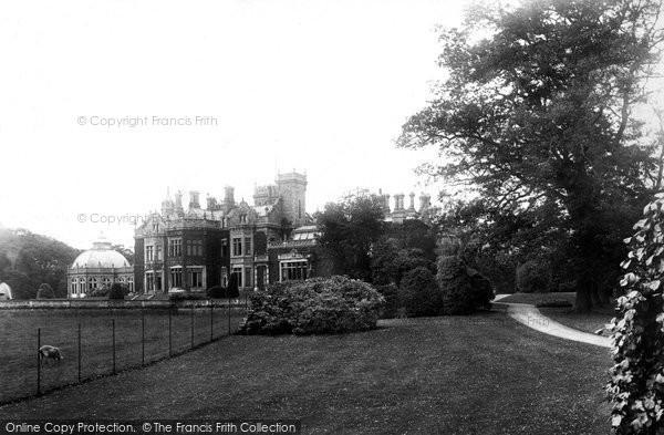 Photo of Aylesford, Preston Hall 1898