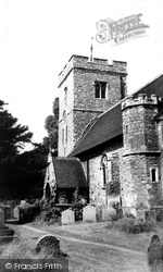 Aylesford, St Peter And St Paul's Church c.1960