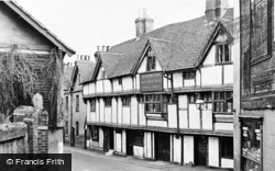Aylesford, The Chequers c.1960