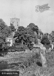 Aylesford, The Church c.1960