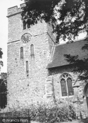 Aylesford, The Church Tower c.1960