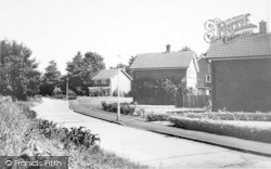 Aylesford, The Estate c.1960