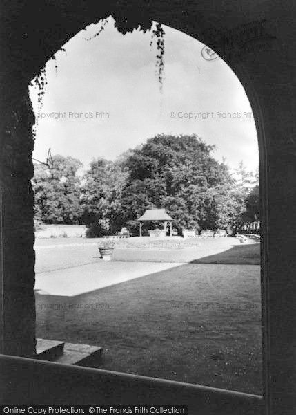 Photo of Aylesford, The Friars, The High Altar From The Cloisters c.1960