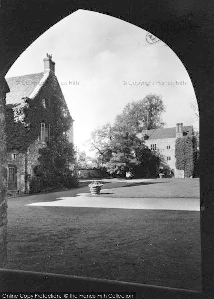 Photo of Aylesford, The Friars, View From The Cloisters c.1960