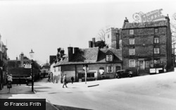 Aylesford, The Square c.1960