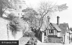 Aylesford, The Steps c.1960