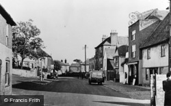 Aylesford, The Village c.1955