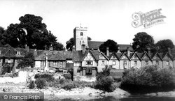 Aylesford, The Village c.1960