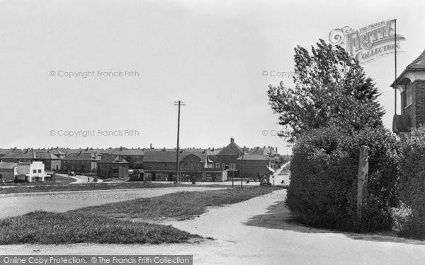 Aylesham, c1955