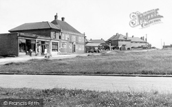 Aylesham, Dorman Avenue c.1955