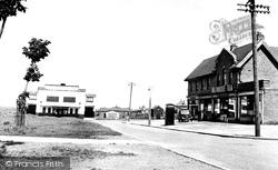 Aylesham, Market Square c.1955