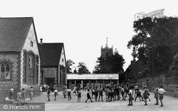 Aylsham, Aylsham School c.1955