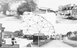 Aylsham, Composite c.1960