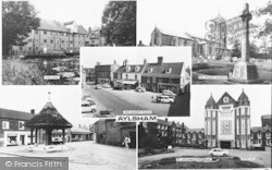 Aylsham, Composite c.1965