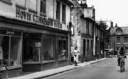 Aylsham, Grocer's In Red Lion Street c.1950