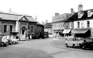 Aylsham, Market Place c.1960