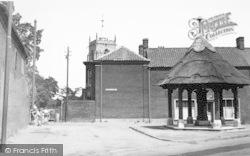 Aylsham, Penfold Street And The Pump c.1955