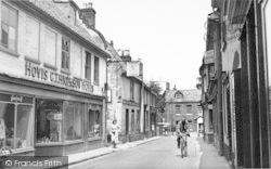 Aylsham, Red Lion Street c.1950
