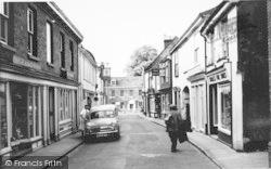 Aylsham, Red Lion Street c.1960