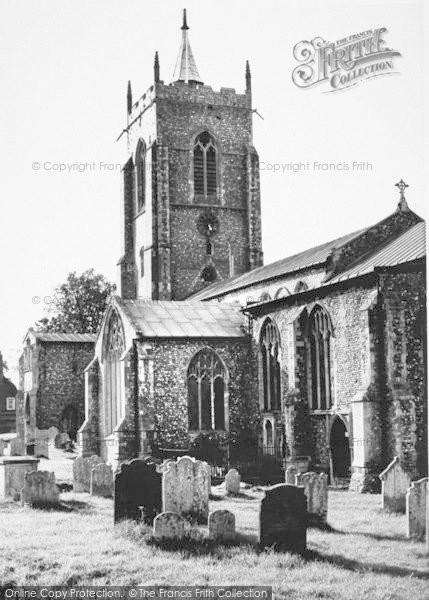 Photo of Aylsham, St Michael's Church c.1960