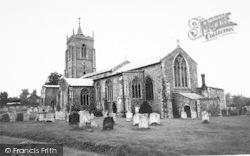Aylsham, St Michael's Church c.1965