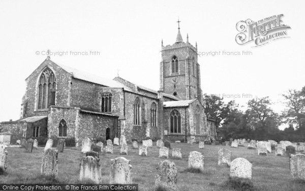 Photo of Aylsham, St Michael's Church c.1965