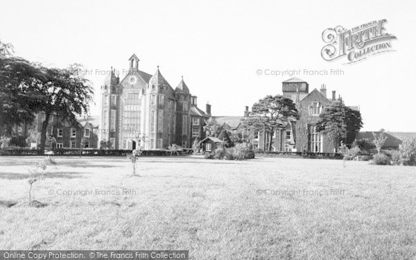 Photo of Aylsham, St Michael's Hospital c.1955