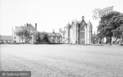 Aylsham, St Michael's Hospital c.1955