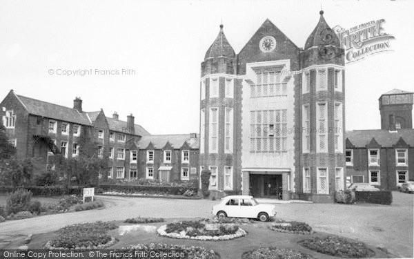 Photo of Aylsham, St Michael's Hospital c.1965